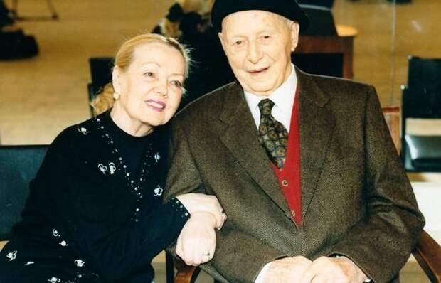 На 97-м году жизни умерла заслуженная артистка РСФСР Ирина Моисеева
