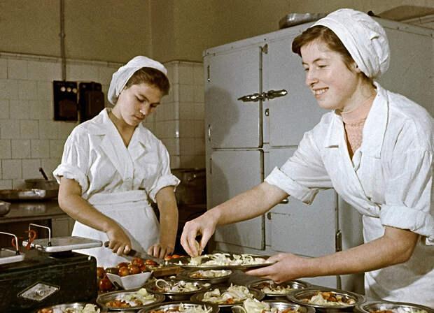 Еда, несуществующая в СССР.