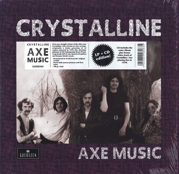 Crystalline. Axe Music 1970