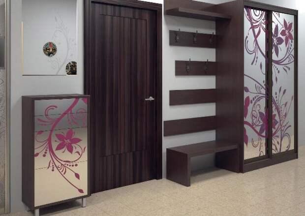 Прихожая для узкого коридора: сочетаем красоту и функциональность (45 фото)