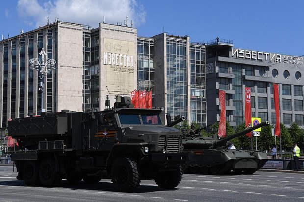 """Огнеметную систему ТОС-2 """"Тосочка"""" впервые применили на учениях"""