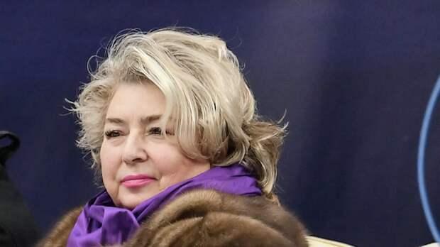 Тарасова отреагировала на непопадание Загитовой и Медведевой в состав сборной России