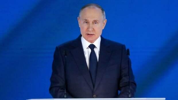 """Путин сообщил о готовности к регистрации вакцины """"Спутник Лайт"""""""
