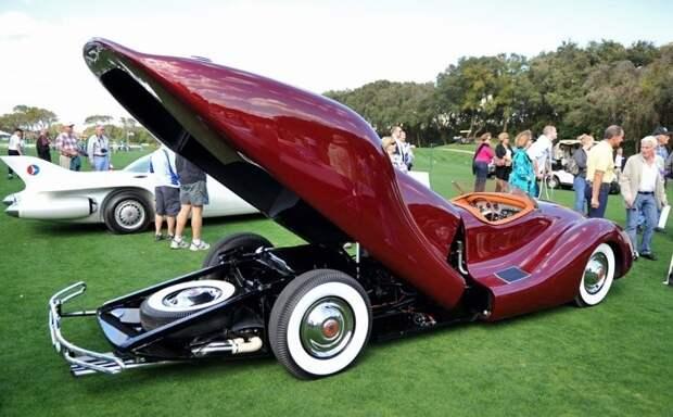 Необычные автомобили авто, автодизайн, концепт