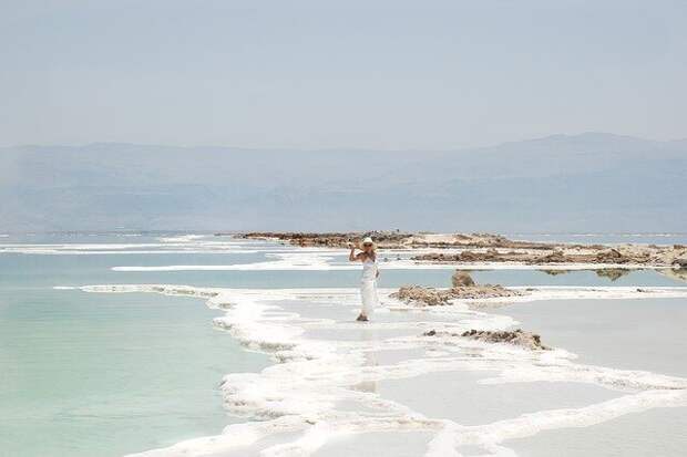 Как сибирский промышленник превратил Мёртвое море в популярную достопримечательность
