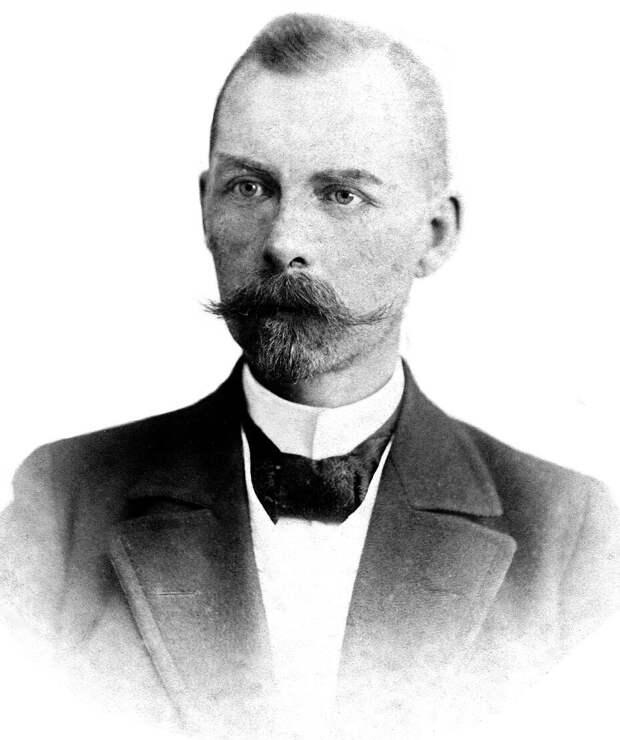 Барон Эдуард Васильевич Толль. Источник: wikipedia.org