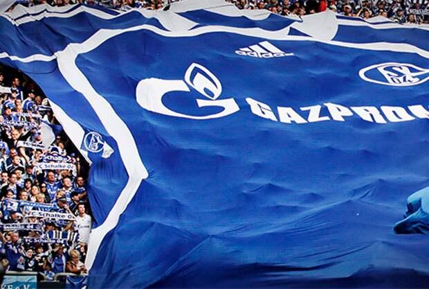 «Газпром» является самым узнаваемым футбольным спонсором в России