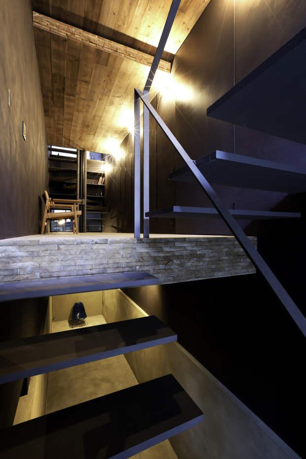 Как из дома 1,8 м шириной удалось сделать отличное жилое пространство