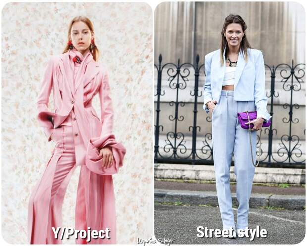 В чем будут ходить стильные модницы весной 2021