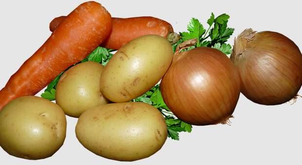 Цены на картофель, морковь и лук намерены заморозить в Атырауской области