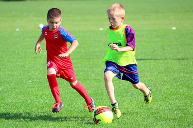 Школьники из Удмуртии выступят в финале чемпионата по дворовому футболу