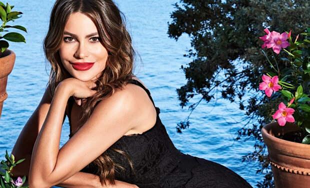 Воспоминания об Италии: София Вергара в новой рекламной кампании Dolce&Gabbana