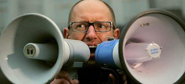 «Так не честно». Яценюк выклянчивает у Германии отказ от «Северного потока-2»