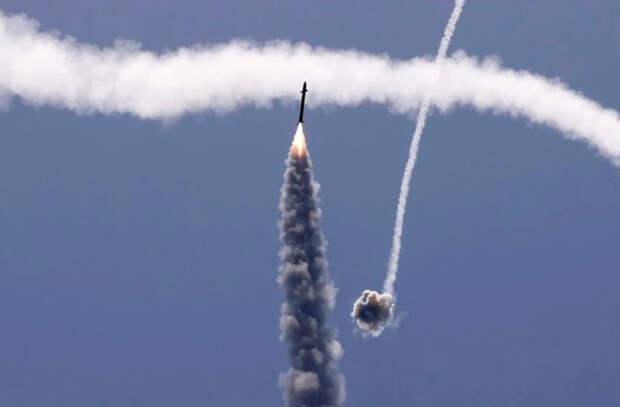 Израиль подвергся очередному ракетному удару (LIVE)