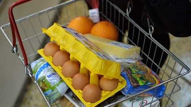 Правительство сообщило о постепенной стабилизации цен на продукты