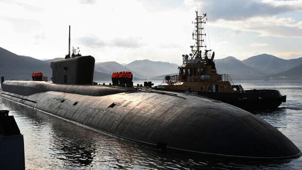 """В ВПК рассказали о планах по строительству подводных лодок """"Борей"""""""