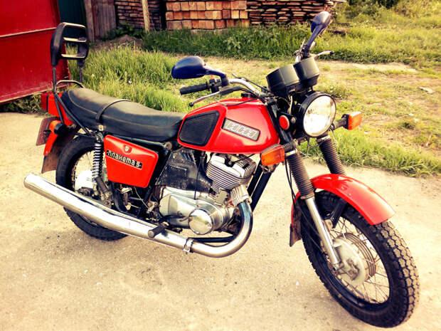 "Мотоцикл ""ИЖ Планета"" мопеды, мотоциклы, ностальгия, ссср"