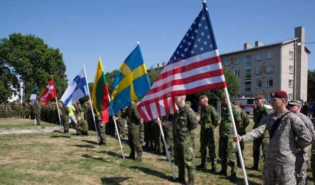 У стран НАТО есть план в случае «нападения России»