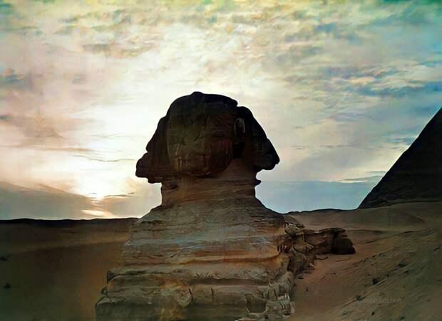 Историки утверждают, что древние египтяне не строили пирамиды