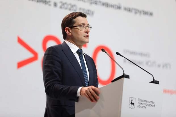 Глеб Никитин представил региональные проекты территориального развития сиспользованием инфраструктурных бюджетных кредитов