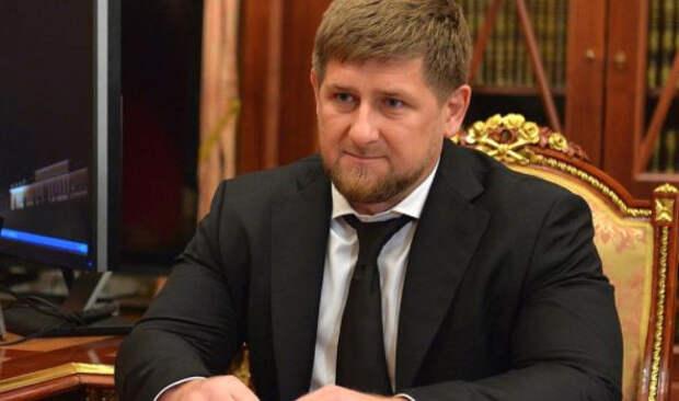 Глава Чечни Кадыров сделал прививку против четырех видов гриппа