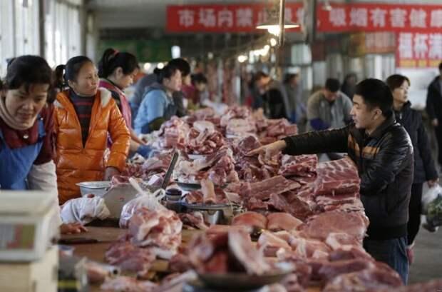 Китайский рынок