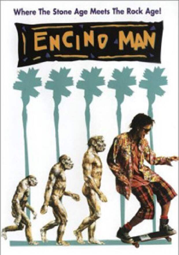 Замороженный калифорниец / Encino man, 1992 70-80 года, комедии, на выходные, подборка
