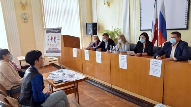 В преддверии Дня памяти людей, умерших от СПИДа, в Симферополе прошла пресс-конференция и экспресс-тестирование