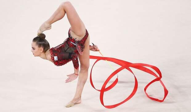 Сестры Аверины и Крамаренко вошли в состав сборной России на чемпионат Европы по художественной гимнастике
