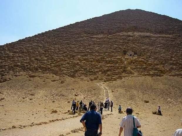 Разгадать шифр Великой пирамиды