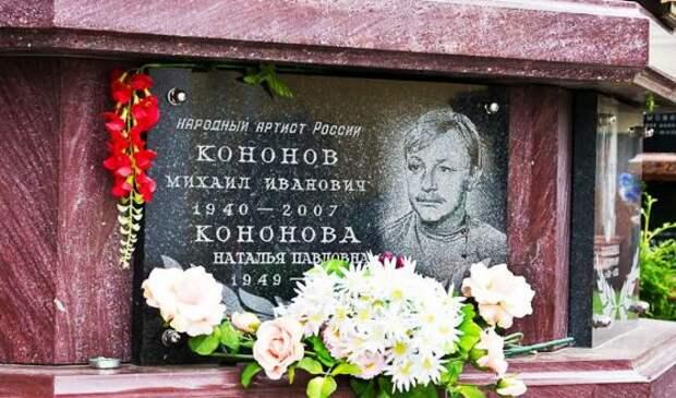 Любимые советские актеры. Михаил Кононов.