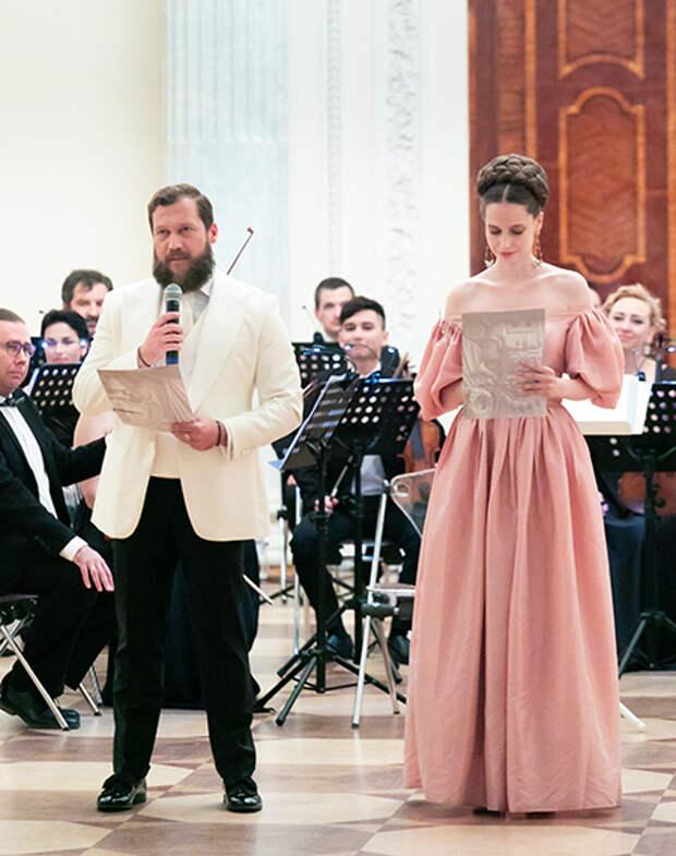 Марина Александрова и другие гости благотворительного уикенда Axenoff в Санкт-Петербурге