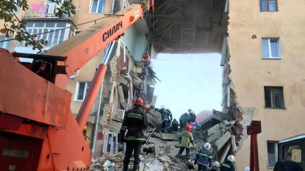 При взрыве газа в доме во Львовской области погиб один человек