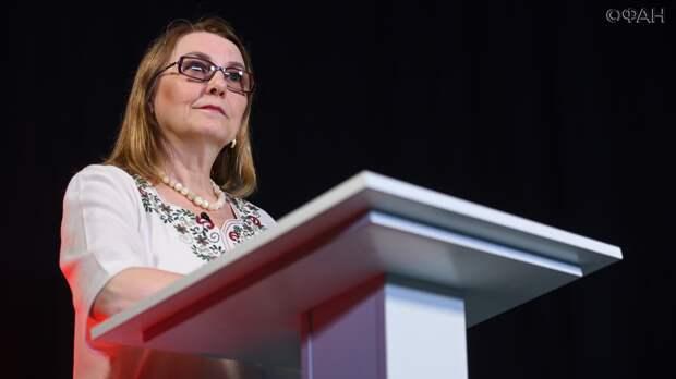 Елена Бабич заявила о «гуманности» смертной казни и для преступника, и для общества