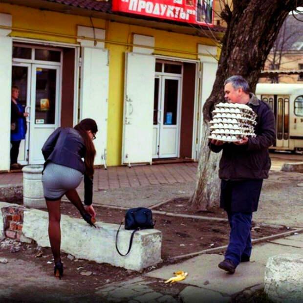 Нелепое стечение обстоятельств. | Фото: Васи.нет.