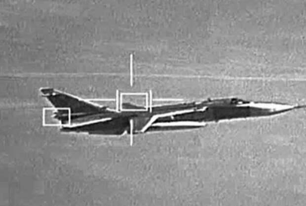 Пентагон: Русские потеряли в Ливии два самолета за два месяца