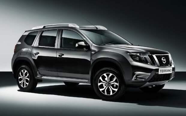 Nissan представит весной в России обновленный Terrano