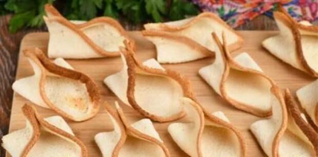 Оригинальные бутерброды со шпротами. На праздничный стол то, что нужно!