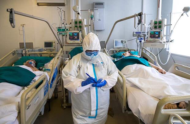 Суточная заболеваемость коронавирусом в России превысила 9 тысяч человек
