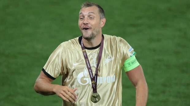 Гендиректор «Зенита» Медведев рассказал о состоянии Дзюбы