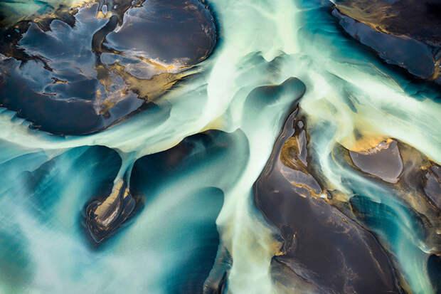 Завораживающие снимки тающей надежды на восстановление экологии