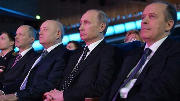 Валерий Соловей: в ФСБ есть шесть кланов, шесть враждующих группировок