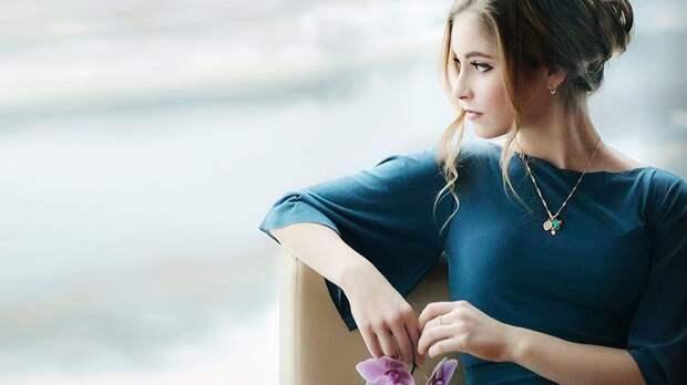Юлия Липницкая родила дочь и назвала ее Каталиной. Что означает это необычное имя