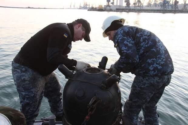 Украина заминирует Азовское море