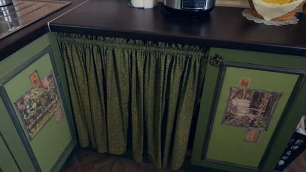 «Переезд» старой кухни на дачу и её шикарная переделка
