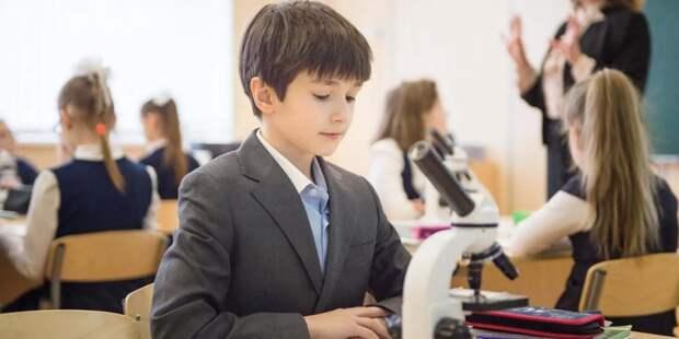 Школы СВАО обеспечат безопасность детей в новом учебном году