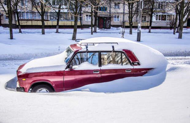 Готов ли ты к зиме как водитель?
