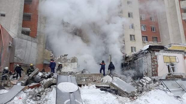 Суши-бар в Нижнем Новгороде разнесло взрывом