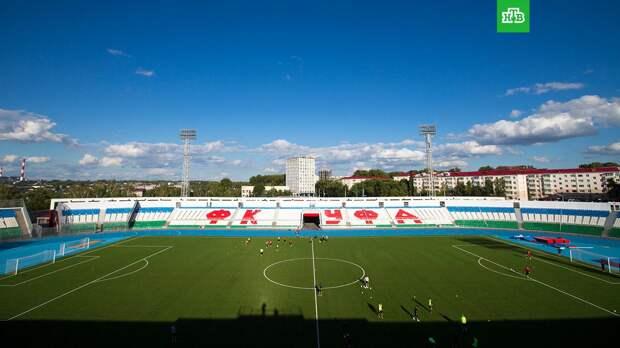 Начало матча «Уфа» — «Арсенал» отложено из-за аномальной жары