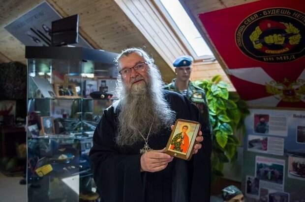 Верующие военные понимают Бога по-особому